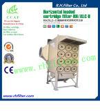 Collecteur de poussière de cartouche pour la vapeur de soudure