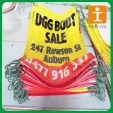 Banner al aire libre, PVC Banner, Vinyl Banner para Advertizing (TJ-002)