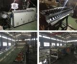 Ligne de marbre d'extrusion de production de feuille de PVC (SJSZ80X156)