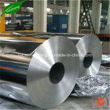 Clinquant en aluminium hygiénique de cuisine de ménage