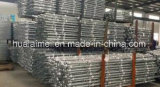 Andamio de acero galvanizado de calidad superior de Cuplock