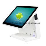Concevoir '' la machine terminale androïde de position de l'écran LCD 15 (PS1501A)