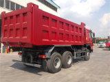Camion à benne basculante lourd de Sinotruk HOWO 6X4 de vente d'usine