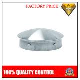 Edelstahl-Schienen-passender Endstöpsel für rundes Gefäß (E1)