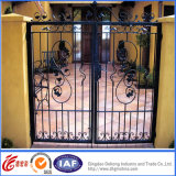 住宅か商業多機能の錬鉄の私道のゲート