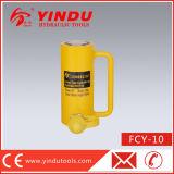 Tipo de 10 toneladas de largo cilindro hidráulico (FCY-10)