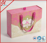 Eco e caixas de cartão de empacotamento de papel das caixas do alimento natural luxuoso
