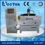 Molde de metal del CNC de la máquina de grabado del CNC del molde de metal Akm6060 que hace la máquina