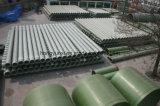 Tubos de proceso de FRP usados para la industria química y el otro campo de a prueba de ácido o del álcali Resistnat