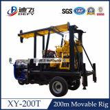 トラクターによって取付けられる水掘削装置の製造業者