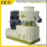 Exportado para o husk do arroz de Vietnam granula a máquina TYJ980-II