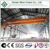 10ton China Made Double Beam Bridge Crane para Workshop