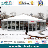 20m Decagonal Aluminium Tent mit Liner für Catering und Hotel Party