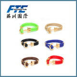 Bracelete de Jewelary Leather/PU da forma