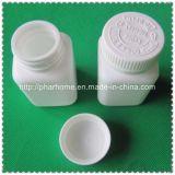 Bottiglie quadrate dell'HDPE con la protezione sicura (120ml/47X47X82mm)