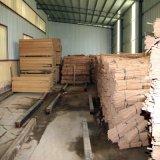 Suelo de bambú al aire libre respetuoso del medio ambiente con el suelo de bambú tejido hilo
