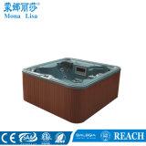 Mulinello combinato acrilico della vasca calda di massaggio di uso della gente del Portable 4 (M-3308)