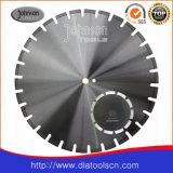 Lamierina di taglio dell'asfalto del diamante per il taglio asciutto (1.5.0)