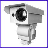 camera van de Thermische Weergave van het Toezicht Nightvision van de Lange Waaier PTZ van 18km de Infrarode