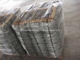 Колючая проволока SGS Electro Galvanized для Sales