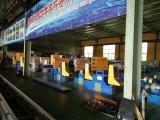 Máquina de estaca do CNC do pórtico para o Kr-Xgb da placa de aço e da tubulação