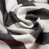 Tela de linho do poliéster de rayon do algodão para o sofá da cortina da camisa de vestido