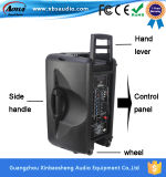 12 Zoll-Volllaufkatze Bluetooth LautsprecherPortable, drahtloses spezielles Merkmal und 1 Kanal-Lautsprecher