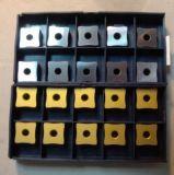 Hartmetall- Wendeschneidplatten mit Advanced Coatings