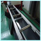 El corte de aluminio del perfil de la precisión de la pista del doble del indicador digital consideró