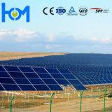 vetro solare del ferro basso dell'arco modellato 3.2mm per il comitato solare