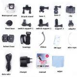 2.0 Camera van de Actie van de Sport van WiFi 1080P 60fps 4k 25fps van het Scherm van de Duim de Mini