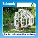El más barato de efecto invernadero Sainpoly pequeño jardín de cristal