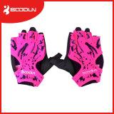 Тип перчатки перчатки поднятия тяжестей Crossfit гимнастики