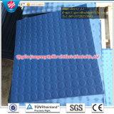 Haltbares Gummiblatt-Farben-industrielles Gummiblatt-Anti-Abschleifendes Gummiblatt