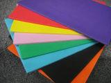 Varios hojas y Rolls de la espuma de EVA de las muestras libres de los colores
