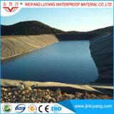 Membrana impermeável de borracha da fonte EPDM de China para o forro da lagoa de peixes