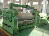 Máquina automática usada especial de couro do moinho de mistura do rolo do PVC dois de Sythetic