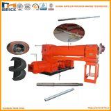 Extrudeuse de bloc de machine de moulage de brique d'argile faisant la machine