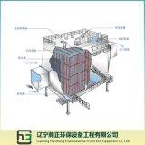 Industial materiaal-combineert de Collector van het Stof van elektrostatische Reeks BD-L (en zak-huis)