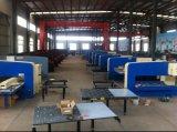 Тип машина гидровлических/сервопривода/машинного оборудования башенки CNC пробивая с Fanuc/системой Сименс