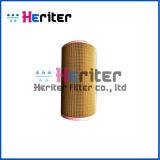 Elemento de filtro 23487457 das peças sobresselentes do compressor de ar