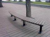 Длинняя палуба гарантированности WPC напольная для пола сада