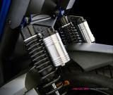 빠른 속도, 1200watt, 72V20ah 의 45km/H 속도, 전기 경주 모터바이크