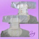 Couche-culotte adulte remplaçable en gros (FDA/CE/SGS/ISO9001)