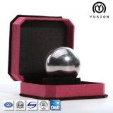 """3/16 """" - 6 ' de esfera de rolamento livre de Yusion da fábrica de China Samples52100"""