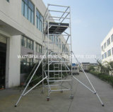構築のための安全なSGSによって修飾されるアルミニウム足場タワー