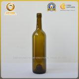 豪華な750mlガラスワイン・ボトルは卸し売りする(538)