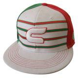 Gorra de béisbol del Snapback con el pico plano Sb1560