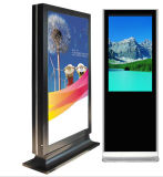 72inch Floor Standing LCD Outdoor Advertizing Kiosk