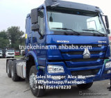 Sinotruk HOWOのトラクターのトラック